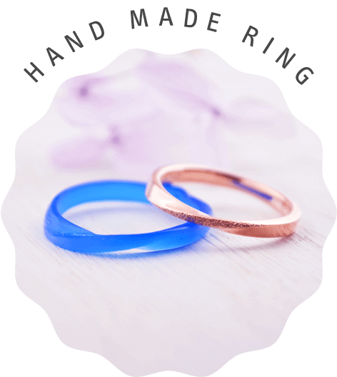 HAND MADE RING