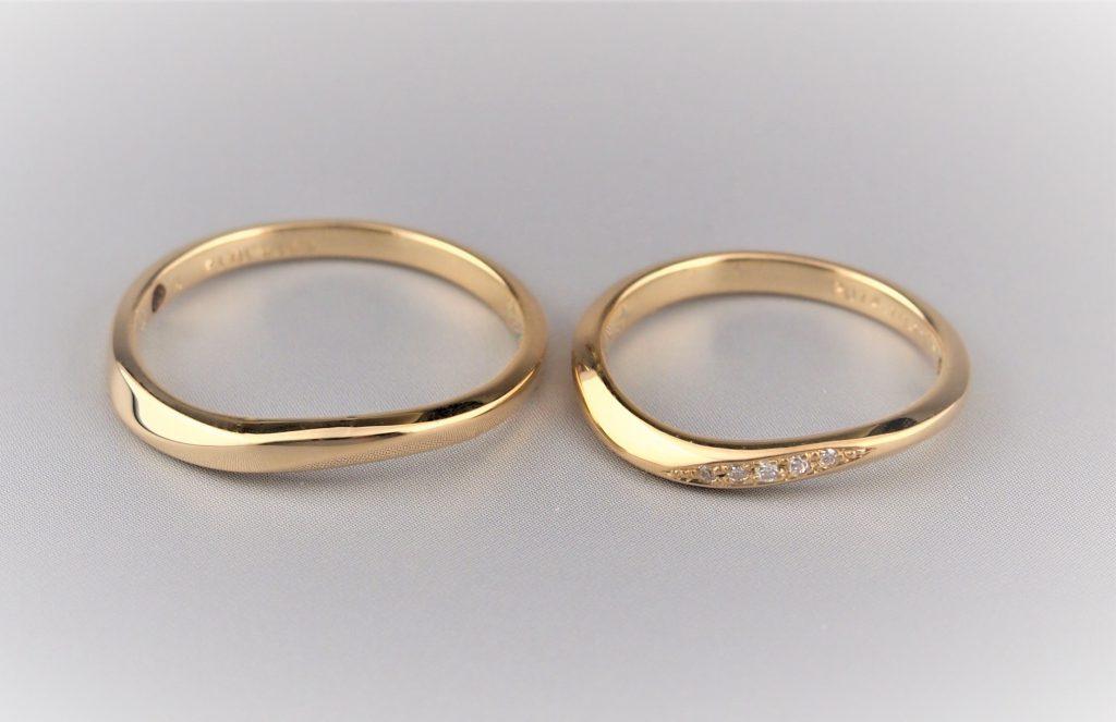 世界に1つの最高の指輪