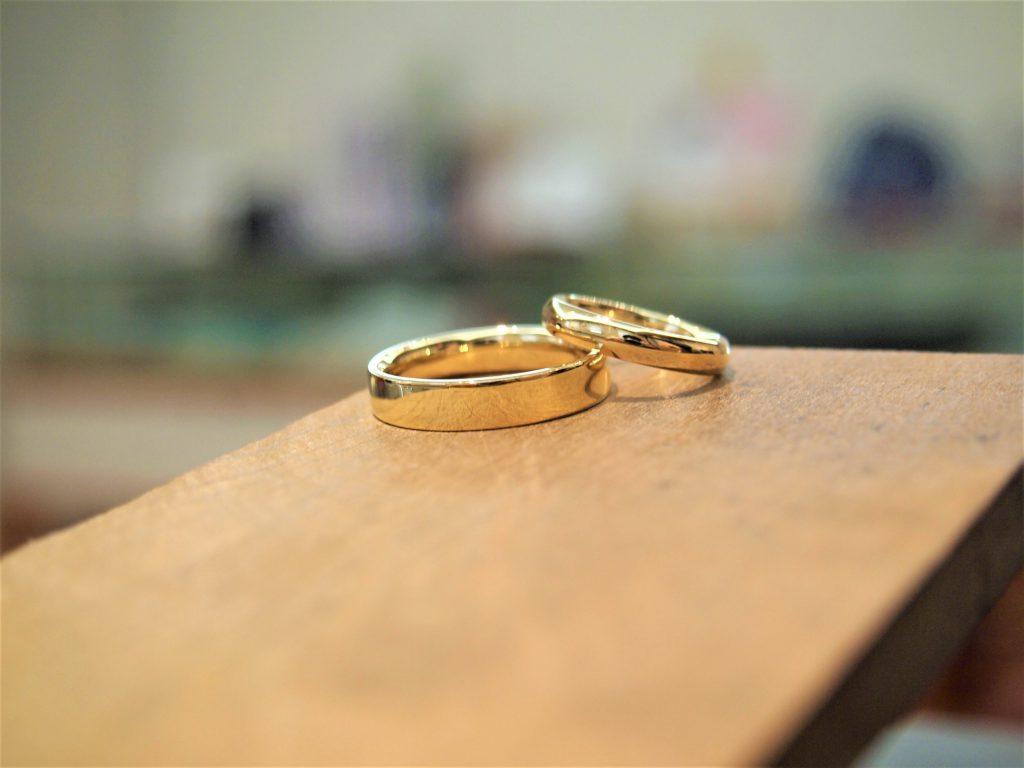 手作り指輪作品