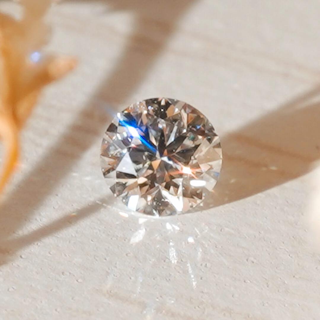 センターダイヤモンドの選択